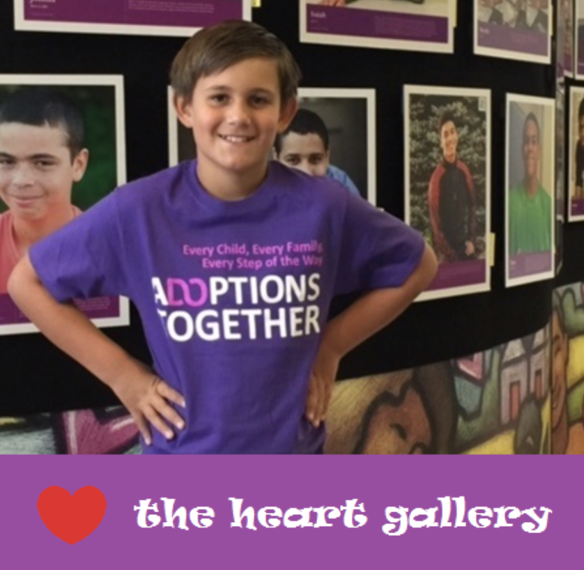 the heart gallery